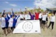 north cornwall primary schools take part in volleyball competition